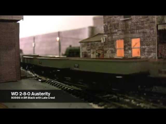 WD 2-8-0 Austerity 90566