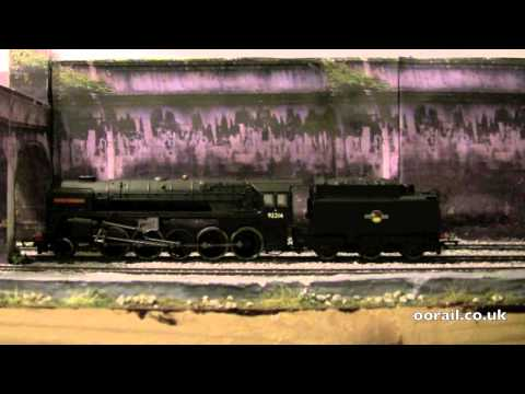 92214 - 9F Hornby Model Railway Project