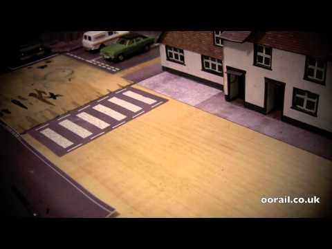 Adding roads to your British Model Railway Layout