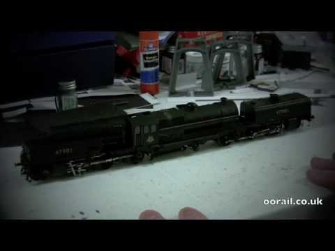 Hints, Tips and Repairs for the Heljan Beyer Garratt 2-6-0 0-6-2 Locomotive