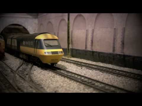 Hornby Class 43 HST R3138 Custom Weathered