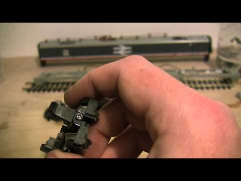 Hornby APT Class 370 Power Car Repair