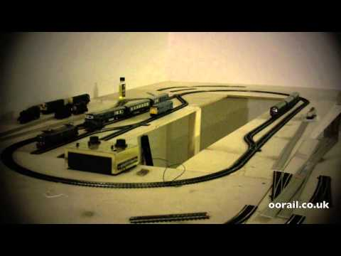 Reviving old Tri-ang Hornby Train sets from the 1960s