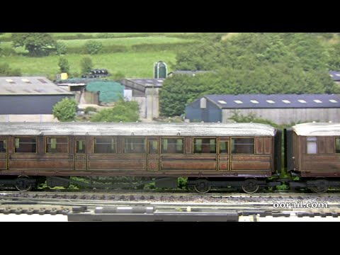 LNER Teak Coach Project - Part 4
