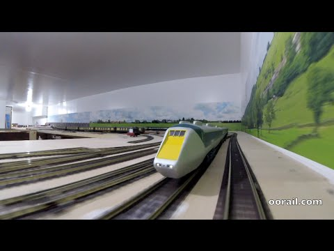 Rapido Trains APT-E Test Run