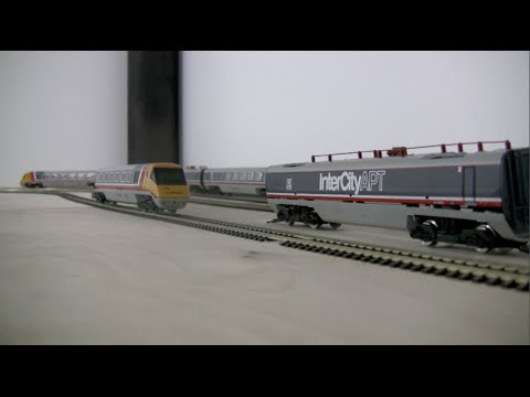 Hornby APT Restoration Project Update