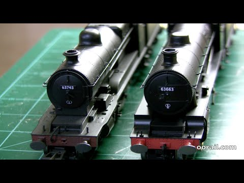 Hornby Class O1 - 63663 Smokebox Handle Repair