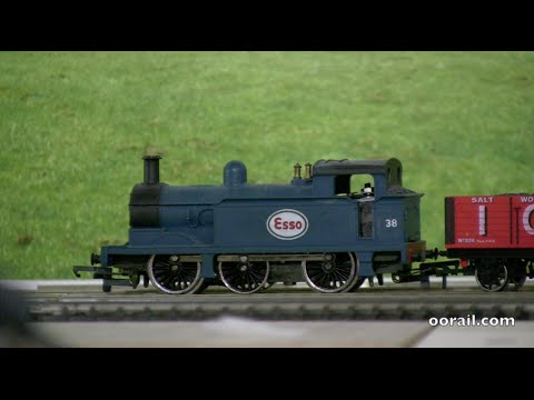 Wrenn 0-6-0T Steam Locomotive - Esso #38 SECR/SR Class R1