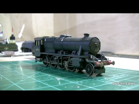 48739 - Hornby 8F Repair