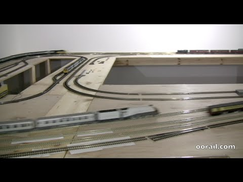 September 2015 Model Railway Layout Update
