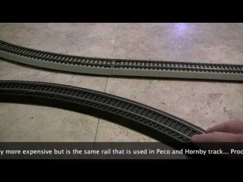 Model Railway Basics - Bachmann E-Z Track as a Temporary Layout