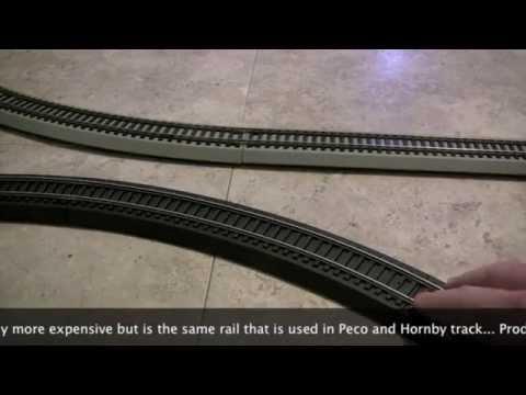 Model Railway Basics - Bachmann E-Z Track as a Temporary Layout
