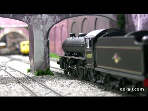 300th British Model Railway Video in OO gauge