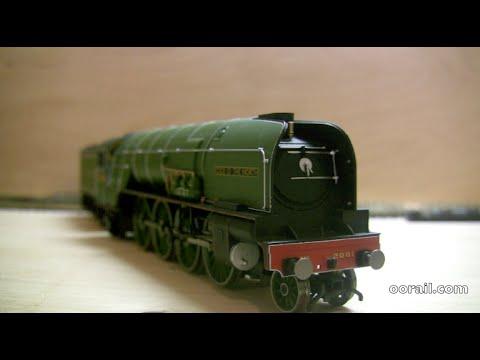 Hornby P2 Smokebox Handle Repair