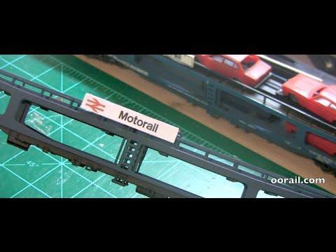 British Rail Motorail Project - Part 2