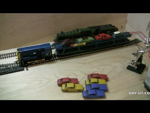 British Rail Motorail Project Part 1