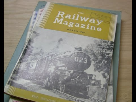 British Rail Engineering - Researching the Past