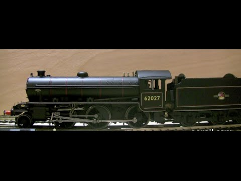 Class K1 2-6-0 Steam Locomotive 62027 by Hornby