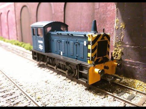 Servicing - Bachmann BR Class 04 Diesel Shunter