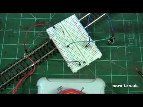 How to build Third Rail Lighting Effects for OO Gauge Model Railway