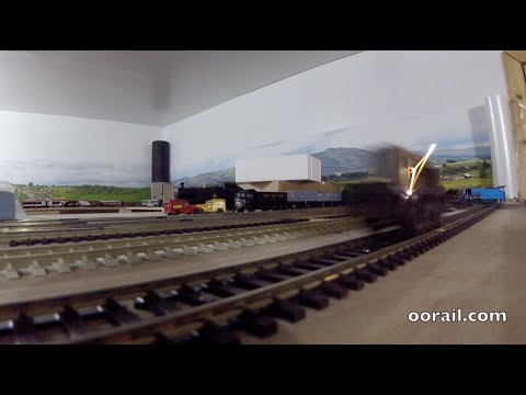 Scratch built Loco Parts