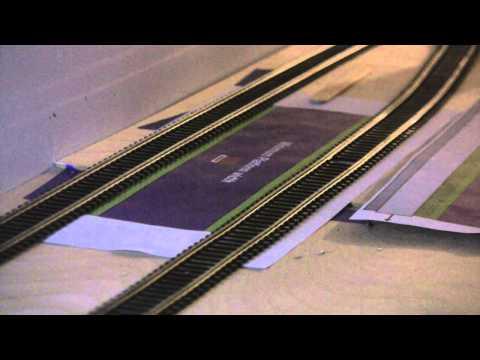 December 2014 Layout Update - Terminus Station
