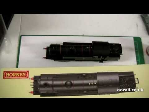 Repairing Hornby Locomotive Connecting Rods - L1