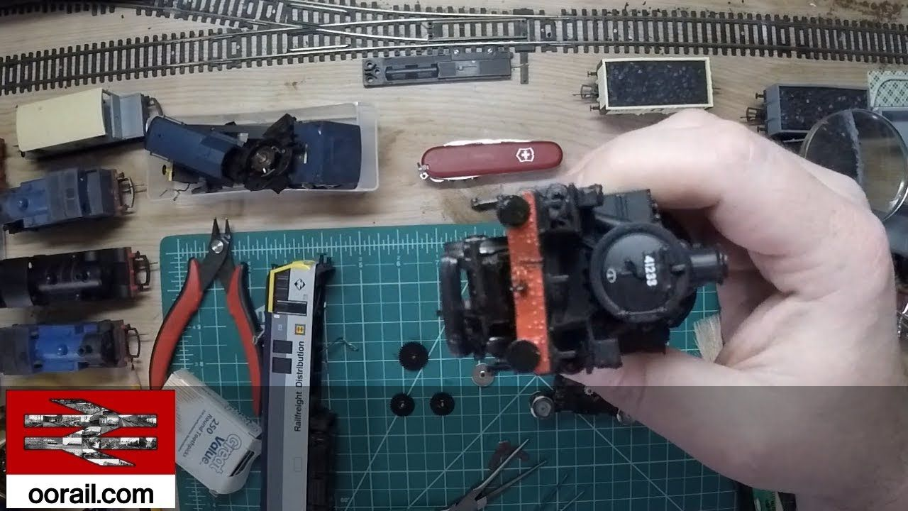 3D Printing Loco Parts - Loco Works Wednesday #18